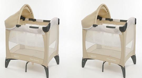 graco bassinette