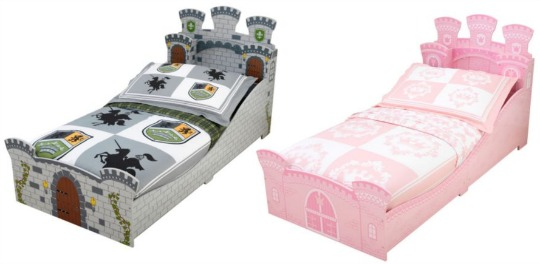 kidcraft castle beds tesco pm