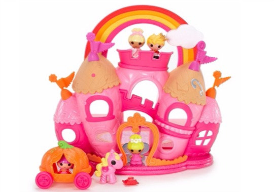 lalaloopsy castle pm
