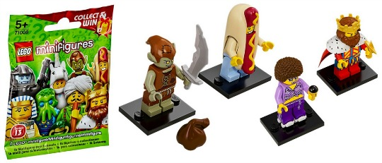 lego minifigs series 13 pm