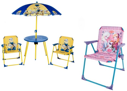 Children s Outdoor Furniture From £5 99 Poundworld Plus