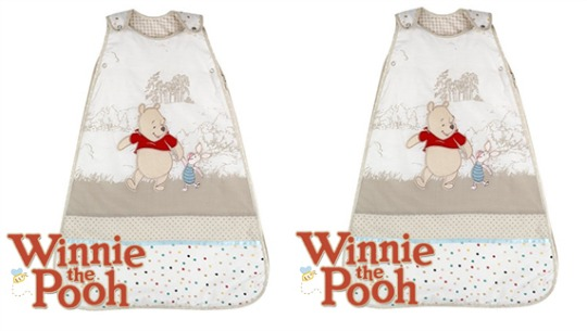 pooh sleeping bag pm