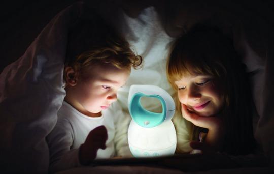 story telling lamp