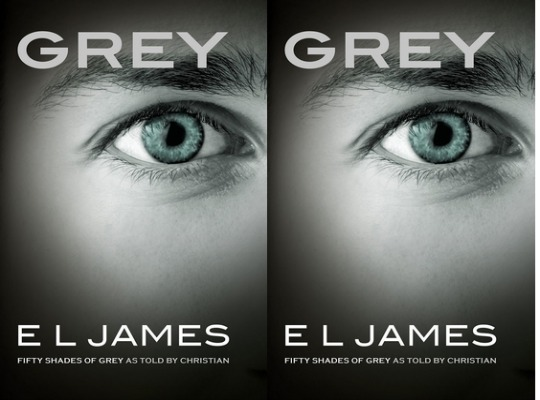 Pre Order Grey Fifty Shades Of Grey As Told By Christian 399