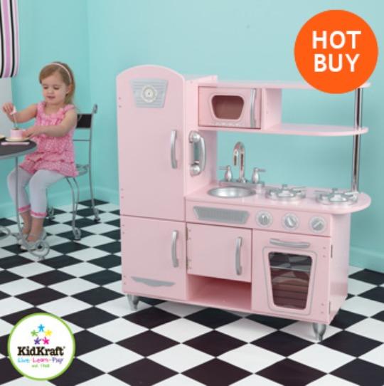 Kidkraft classic vintage kitchen pm