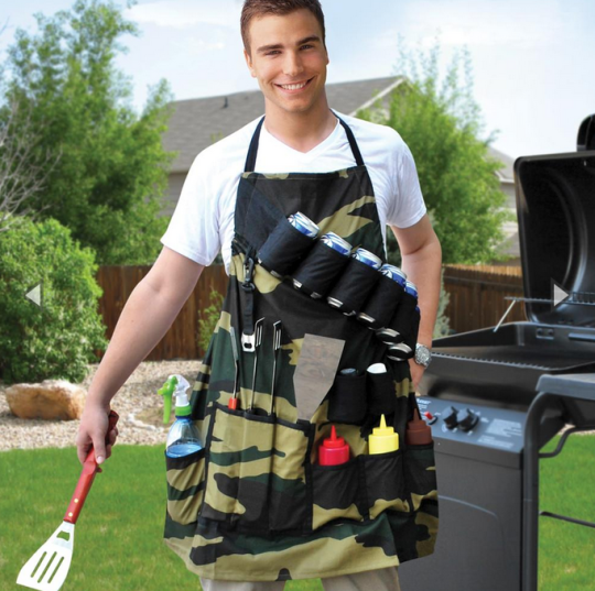 Grill Sergeant Barbecue Apron