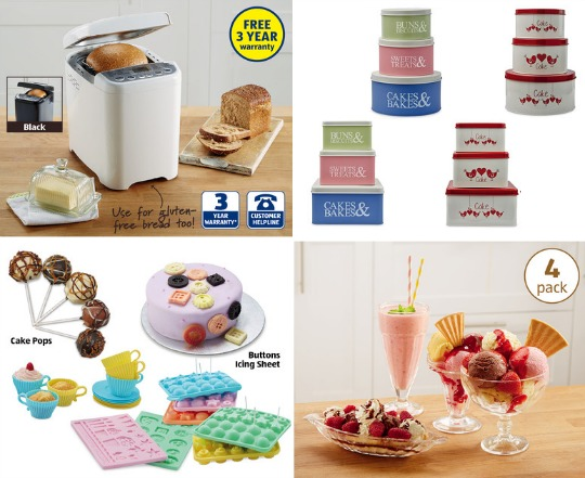 aldi baking supplies pm