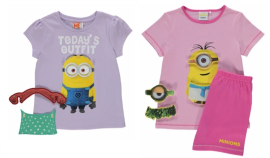 build your own minion clothes pm