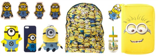 claires minions exclusive pm