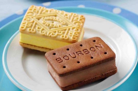 custard cream bourbon
