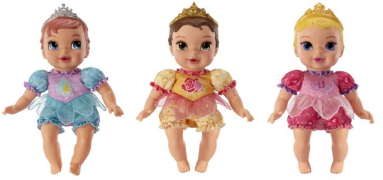 disney princess my first baby dolls pm