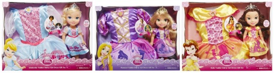 disney princess toddler sets pm
