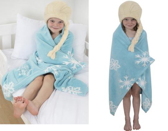 elsa cuddle robe