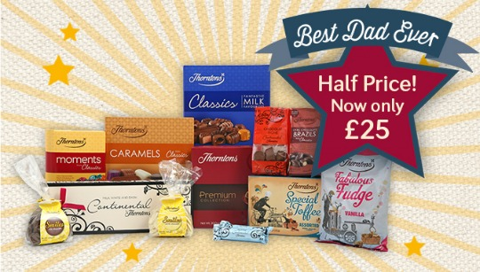 fathers day thorntons pm