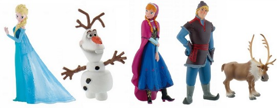 frozen figurines pm