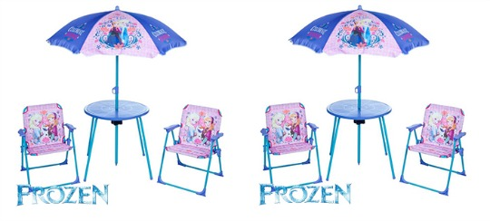 frozen garden furniture set pm