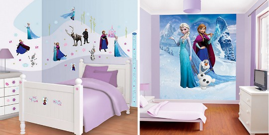 frozen wall stickers JL pm