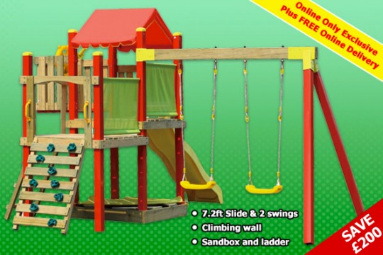 Splendid Jumbo Jungle Jim Climbing Frame  Play Centre Was  Now  With Fetching Jumbo Jungle Jim Climbing Frame  Play Centre Was  Now   Smyths  Toys With Easy On The Eye Debbie Bliss Winter Garden Yarn Also Best Garden Loppers In Addition Garden Equipment For Sale And The Beach Garden Resort As Well As Designing A Vegetable Garden With Raised Beds Additionally Chepstow Gardens Medical Centre From Playpenniescom With   Fetching Jumbo Jungle Jim Climbing Frame  Play Centre Was  Now  With Easy On The Eye Jumbo Jungle Jim Climbing Frame  Play Centre Was  Now   Smyths  Toys And Splendid Debbie Bliss Winter Garden Yarn Also Best Garden Loppers In Addition Garden Equipment For Sale From Playpenniescom