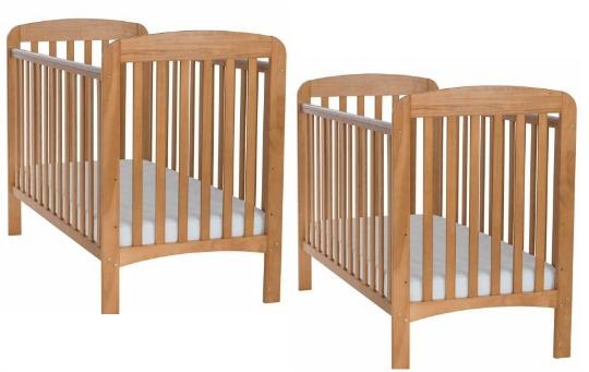 kiddicare cot