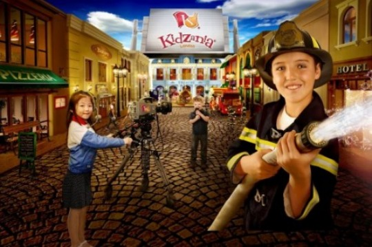 kidzania tickets pm