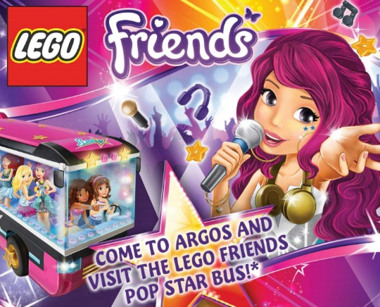 lego friends argos pm