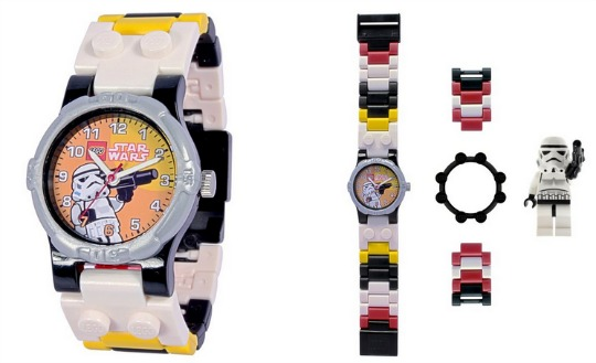 lego star wars stormtrooper watch pm