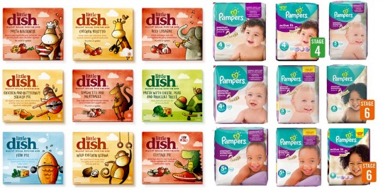 little dish pampers ocado pm