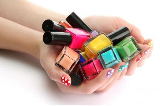 nail polish pm