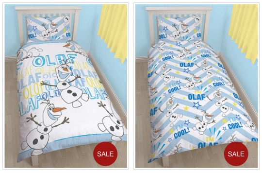 olaf duvet cover very pm