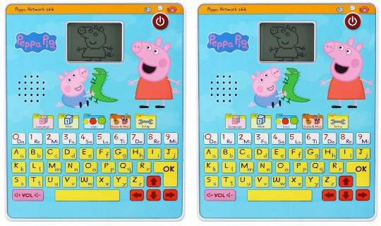 peppa tablet pm