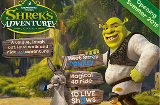shreks adventure pm