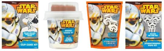 star wars baking kits pm