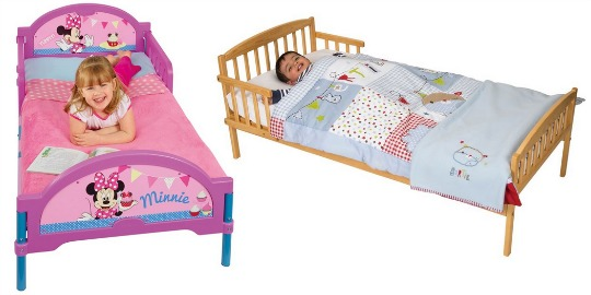 toddler bed smyths pm