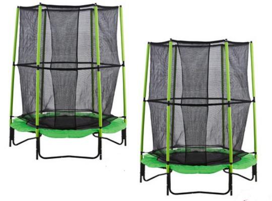 trampoline very