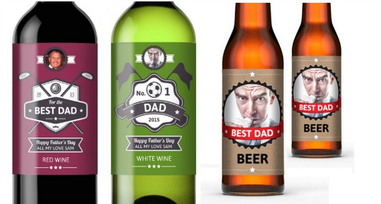 wine and beer labels pm