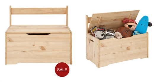 wooden toy box very pm