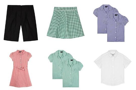 20 off debs school uniform pm