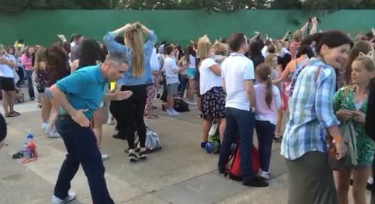 Embarrassing Dad Dancing