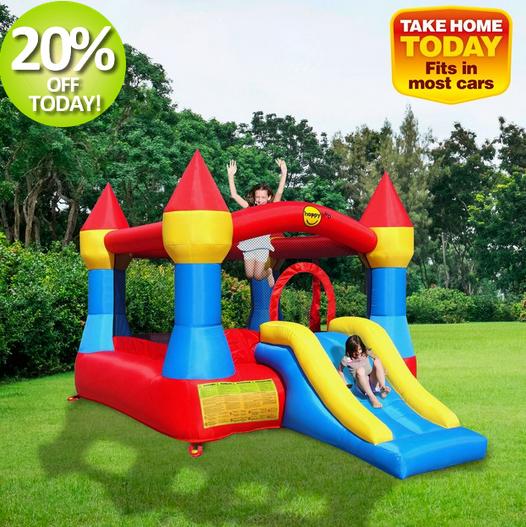 Smyths Castle Bouncer with Slide