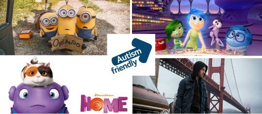 autism friendly July 15 pm