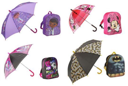 backpack & umbrella pm