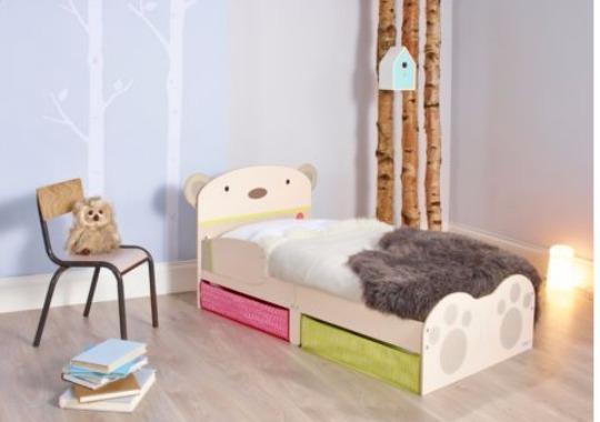 bear bed