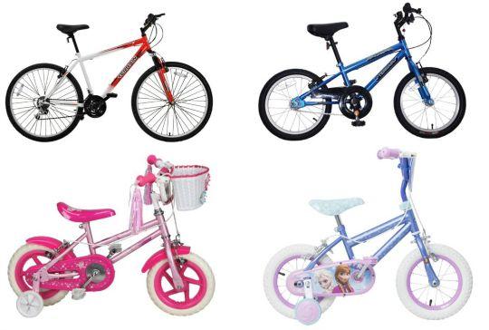 bike sale tesco pm