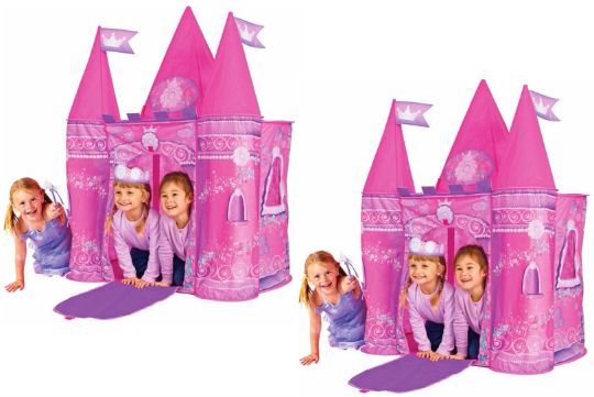 sc 1 st  Playpennies & Chad Valley Princess Castle Play Tent £19.99 @ Argos