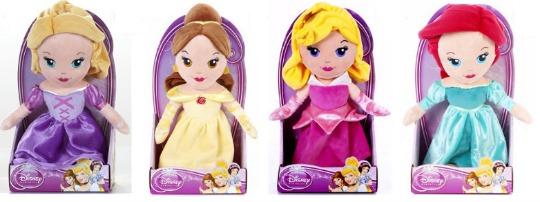 disney princess plush mcare pm