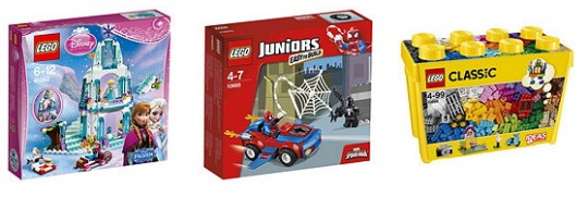 extra clubcard points lego july 15 pm