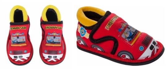fireman sam slippers pm
