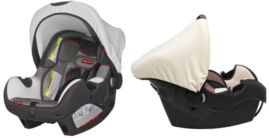 Fisher Price Safe Voyage Infant Car Seat £29.99 with Free Delivery