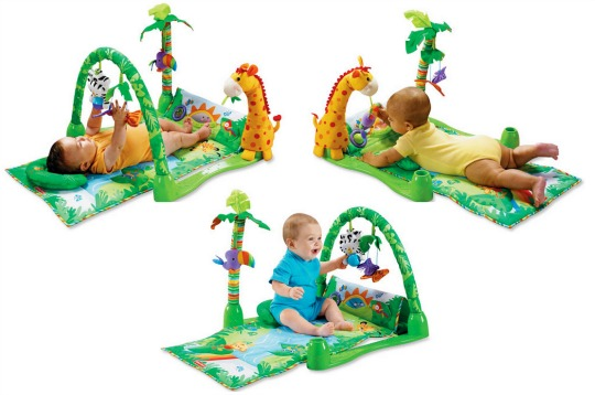 fisherprice rainforest 123 gym pm