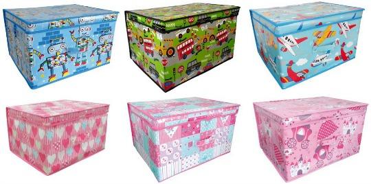 folding storage boxes pm